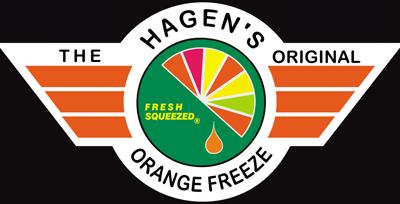 AGENS ORANGE FREEZE