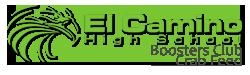 El Camino High School Boosters Club Crab Feed Logo